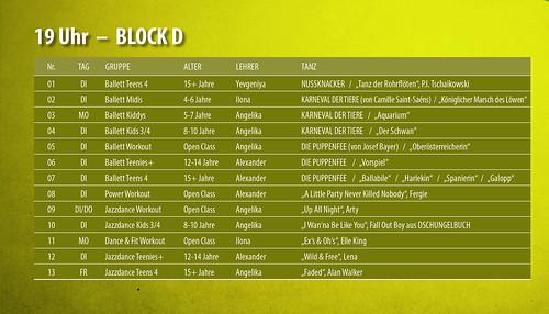 2016 SommerSHOW - BLOCK D