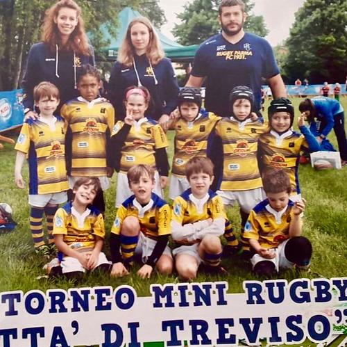 Under 6 al 39° Torneo ittà di Treviso
