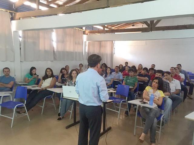 Comunidade acadêmica discute realidade da Universidade - Créditos: Divulgação / UFVJM