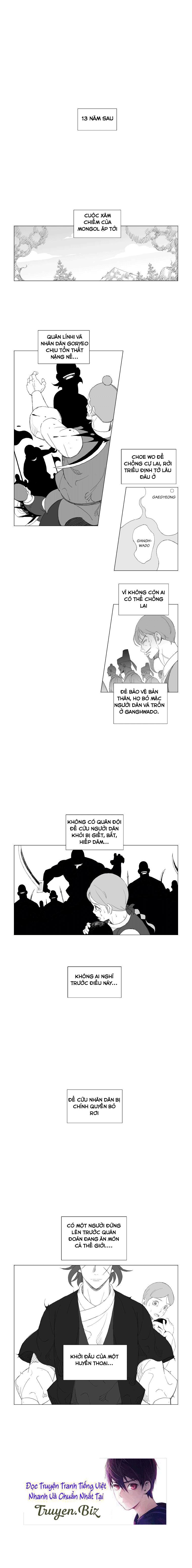 Mujang Chapter 180 - Hamtruyen.vn