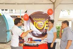 Feria Artesanal Reactiva Manabí se desarrolló en Chone