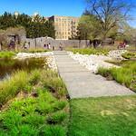 Water Garden. Pond's Dam