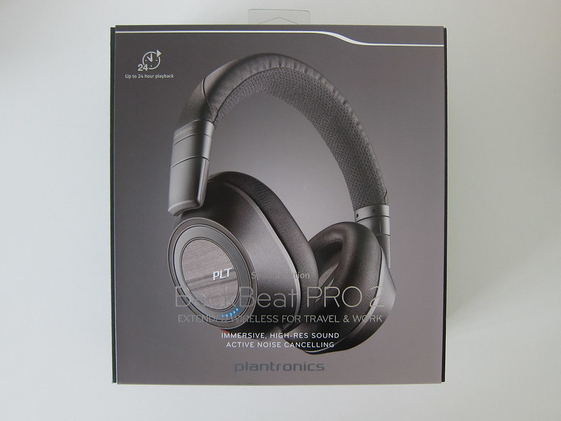 Plantronics BackBeat PRO 2 SE - Box Front
