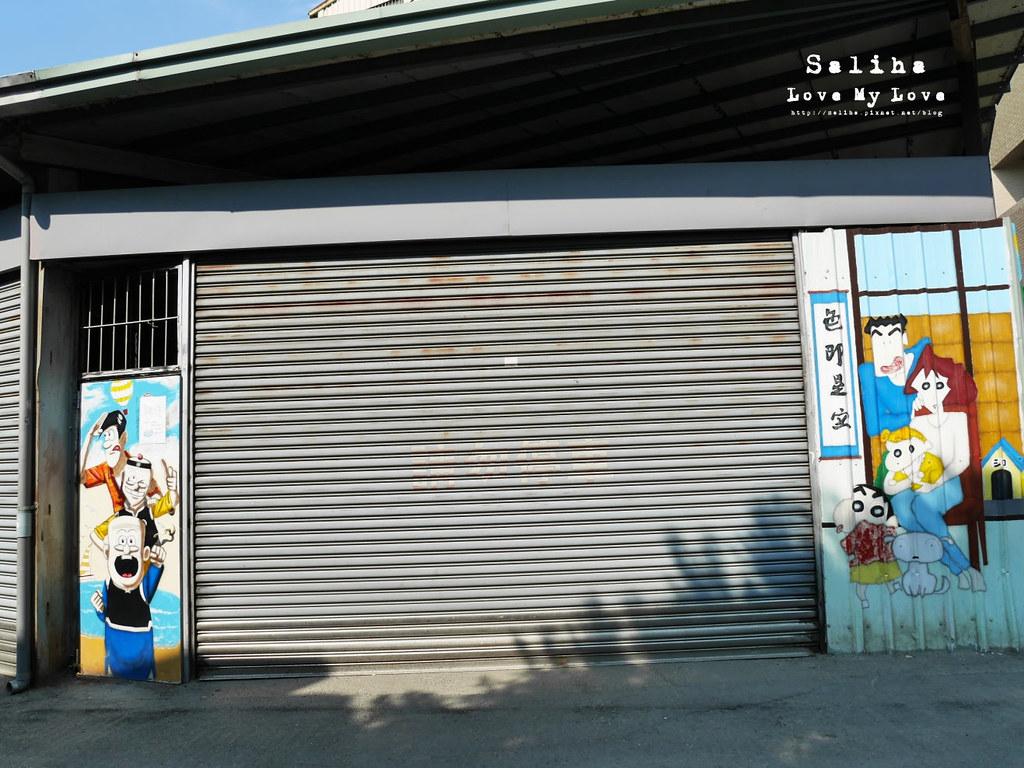 台中一日遊景點推薦西區林森路動漫巷 (22)