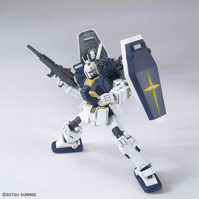 HG 《機動戰士鋼彈 雷霆宙域》第二季 1/144 陸戰型鋼彈S型(GUNDAM THUNDERBOLT Ver.)陸戦型ガンダムS型