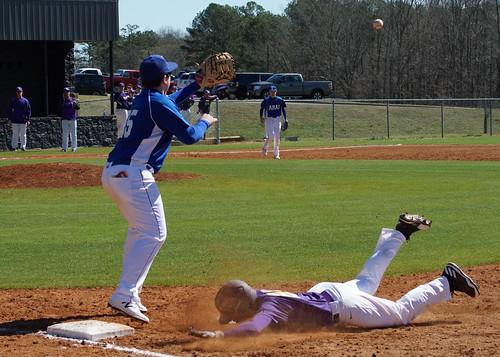 8th Grade Baseball (Arab vs Springville)