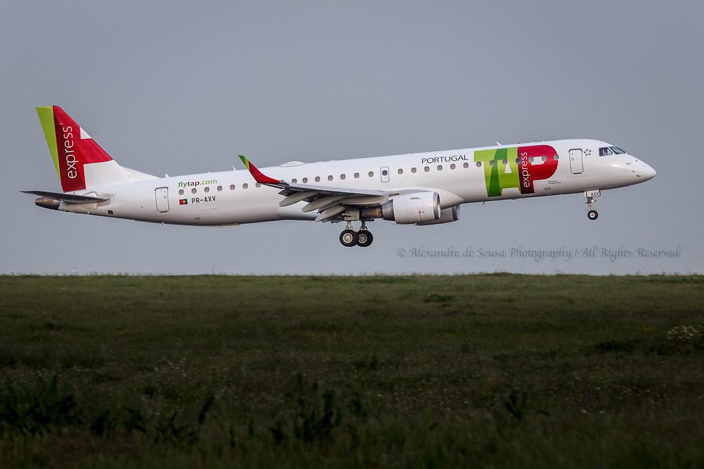 CS-TTZ - E190 - TAP Portugal