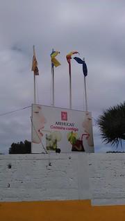 Ron de Arehucas en Arucas