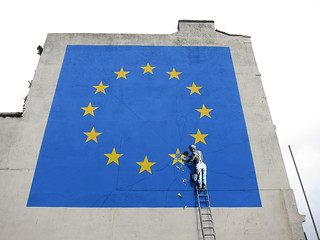 Banksy does Brexit (detail) | by dullhunk