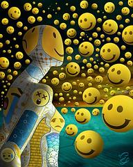 ?Modern emotions?  Doodle -  ????????????????????????