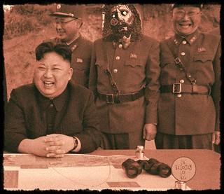 il Body pianifica con Kim Jong-un