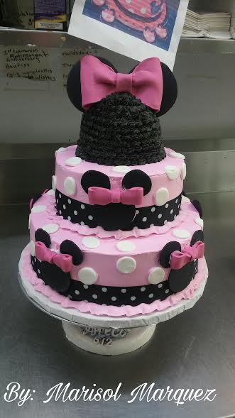 Cake by Marisol Marquez