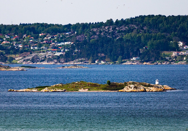 Stora Snöholmen - A beautiful island