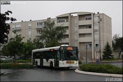 Heuliez Bus GX 337 - SEMTAN (Société d'Économie Mixte des Transports de l'Agglomération Niortaise) / TAN (Transports de l'Agglomération Niortaise) n°726