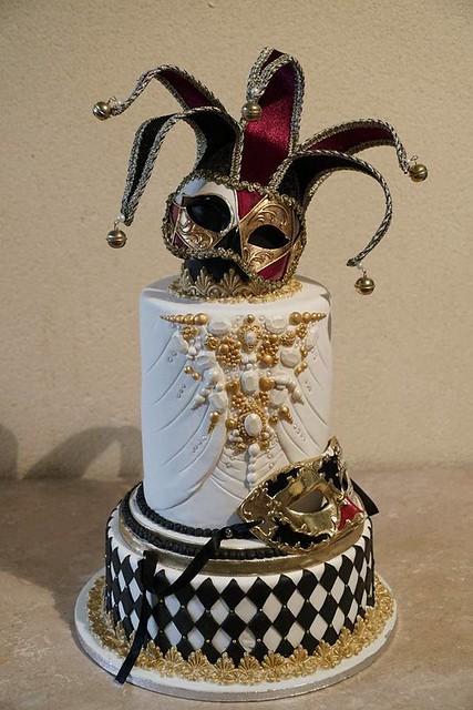 Cake by Dea-licious Gateaux