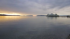Washington Ferries at Mukilteo