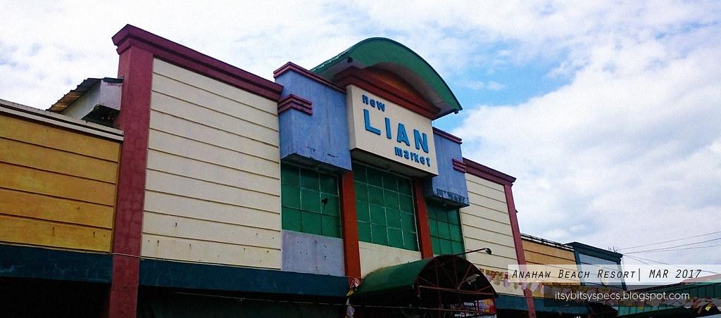 Lian Public Market