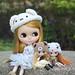 Blythe Travel | Doronjo x Blythe | Angelica Eve , Lily Wild Petite