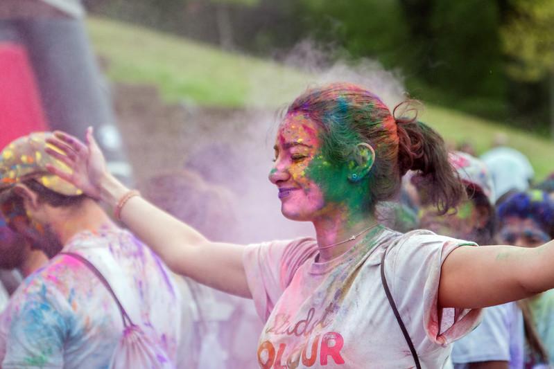Student Colour Run 2017