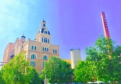 The Historic Pearl Brewery, San Antonio, TX.