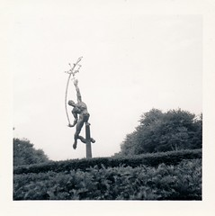 The Rocket Thrower - 1964 / 1965 New York World's Fair