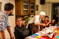 28-Repas du soir avec Roger - Photo of Landiras
