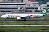 EVA Air | Airbus A330-300 | B-16332 | Sanrio Characters livery | Shanghai Hongqiao