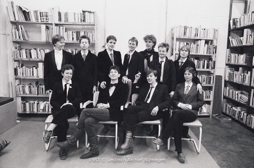 1983 Initiatiefgroep Lesbisch Archief Nijmegen
