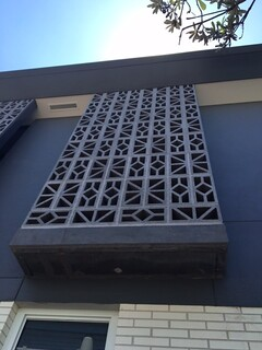 Breeze Blocks | Pewter | 44 Seaview Terrace Sunshine Beach | Calty Constructions