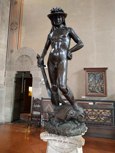 'David' by Donatello