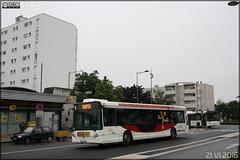 Heuliez Bus GX 327 - SEMTAN (Société d'Économie Mixte des Transports de l'Agglomération Niortaise) / TAN (Transports de l'Agglomération Niortaise) n°707