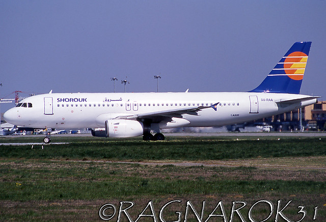 A320-200_ShoroukAirlines_SU-RAA