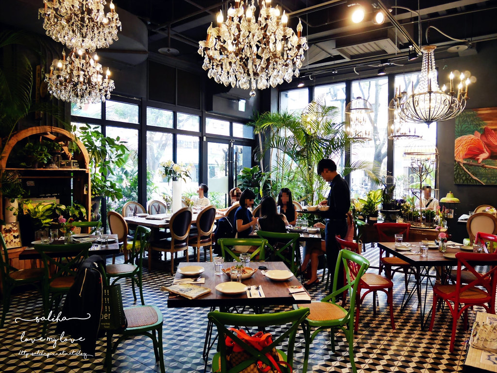 台中景觀餐廳推薦thai j泰式料理秘境小花園 (6)