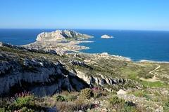 Au dessus de Marseille