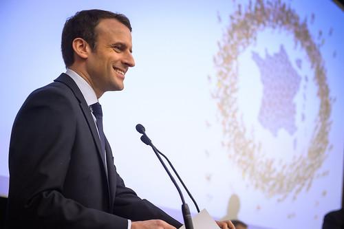 FRANCE POLITICS ELECTIONS MACRON