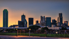 Dallas - Texas - Skyline