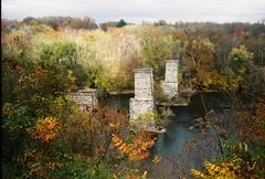 Old James Rumsey Bridge