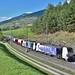 Lokomotion Vectron & Traxx Intermodal freight_Matrei Am Brenner, Austria_020517_01