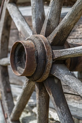 Wheel to the cannon