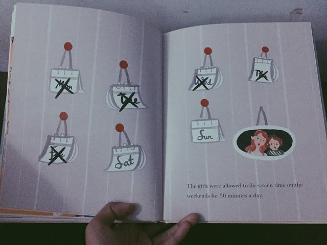 Screentime book
