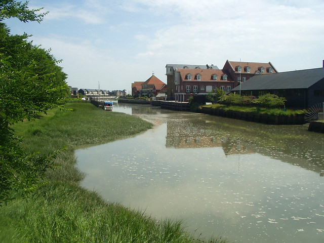 Faversham Creek, Faversham