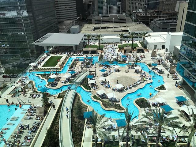 Marriott Marquis DTHTX Pool 1