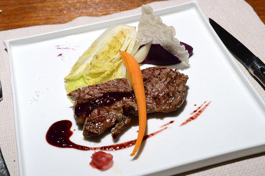晶英酒店交誼廳 - 主廚套餐