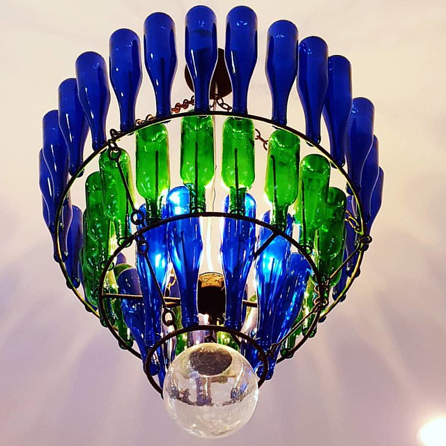 Chandelier Lamp Pronounce: Lightning In A Bottle Definition/meaning
