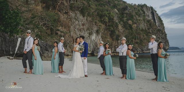 El Nido - Palawan Wedding (Bartos + Karen) (29)