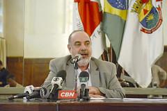 Coletiva do Secretário Fuad Noman