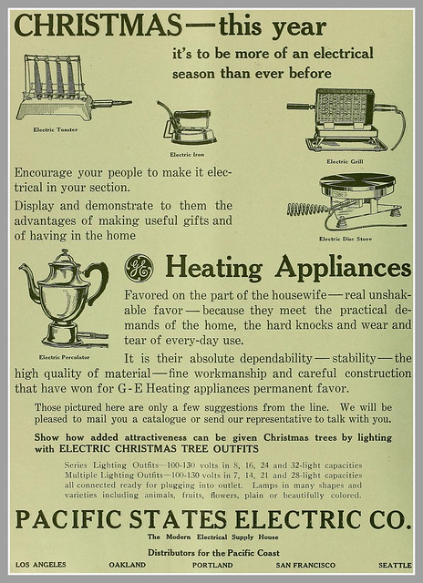 1914 AN ELECTRICAL CHRISTMAS!