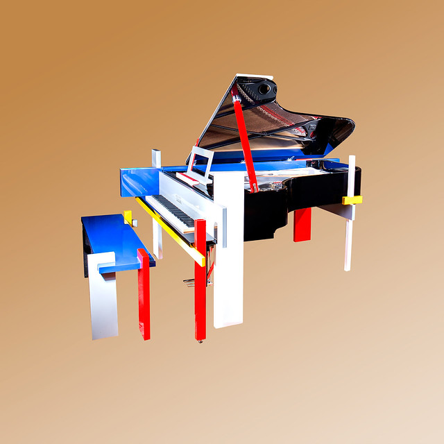 Fenner Flügel Mondrian
