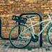 The Distillery Historic District Bicycle Rack (Toront, Ontario) by Kᵉⁿ Lᵃⁿᵉ