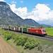 OBB Cargo Intermodal Freight_Langkampfen, Austria_040517_01